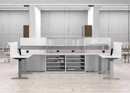 Office Furniture Adjustable Height Desk by Desks Workstations National Office Furniture