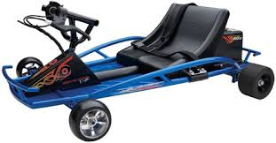 razor ground force drifter electric ride ons go kart style