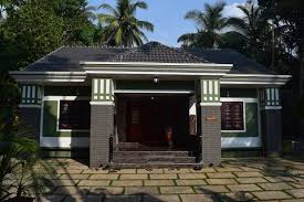 3bhk german style 20 lakh 1400 sqft home at malappuram building