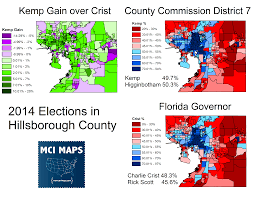 2014 Election Map by How Florida Democrats Fared In 2014 U2032s Local Elections U2013 Mci Maps