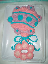baby shower cakes with cupcakes for girls ebb onlinecom