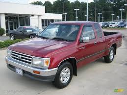 toyota t100 truck 1996 sunfire pearl metallic toyota t100 truck sr5 extended cab