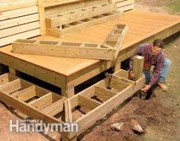 how to build the deck of your dreams family handyman