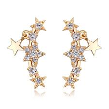 ear cuffs for pierced ears baffin new fashion earring cuffs for pierced ears for women