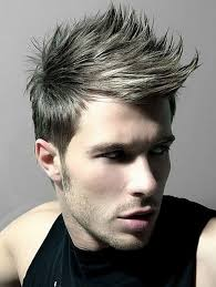 spiked hair with long bangs spiky haircuts with long bangs spiky haircuts for men