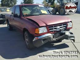 ranger ford 2001 used parts 2001 ford ranger xlt 3 0l 4x2 subway truck parts inc