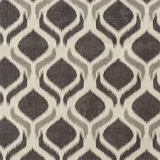 bali tile curtain in grey light grey color modern two tone