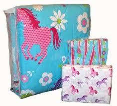 Girls Horse Comforter Horse Bedding Set Horse U0026 Equine Gift