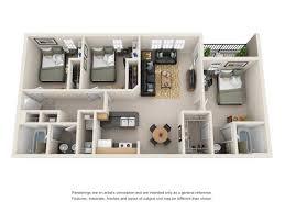 Building Plans For 3 Bedroom House Apartments In Fort Collins For Students Ram U0027s Pointe