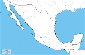 Blank Map Of America by Mexico Free Maps Free Blank Maps Free Outline Maps Free Base Maps