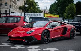 Lamborghini Aventador Sv - lamborghini aventador sv arrives in moscow 1 images lamborghini