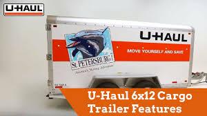 Uhaul Estimated Cost by U Haul 6x12 Cargo Trailer Features