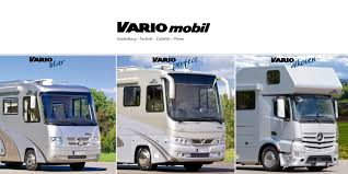 vario alkoven 1200 luxury caravan truck