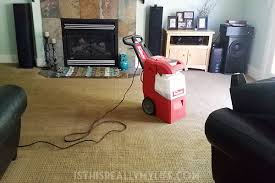 Rug Doctor Rental Time Quick U0026 Dirty Deep Cleaning Is This Really My Life Is This
