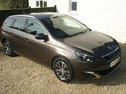blue peugeot for sale used 2015 peugeot 308 blue hdi ss sw allure for sale in