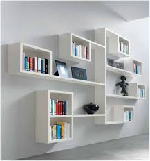 decorative wall shelf units