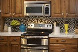 Stone Tile Kitchen Backsplash by Best Kitchen Backsplash Designs Ideas