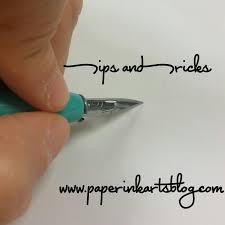 calligraphy writing paper tips and tricks part one nibs and holders paper and ink arts blog