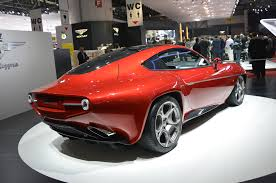 alfa romeo 8c based disco volante going into limited production