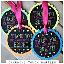 neon party supplies decoration 9 neon and plates