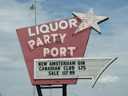 Liquor Signs by Obscurity And Decay Vintage Signs