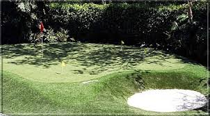 Putting Green In Backyard by Nicklaus Design Golf Greens Putting Green Installations