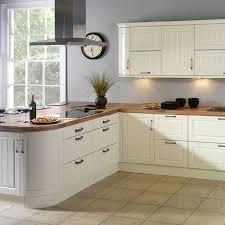 küche cremefarben küche streichen ideen creme einrichtung bodenfliesen farben