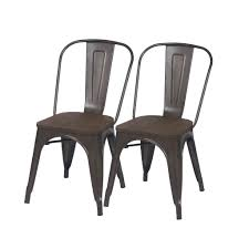 Tolix Dining Chairs Houseitem Metal Chair Cafe Chairs Side Chairs Magnussen Stovall