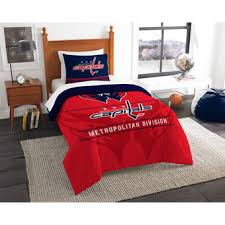 Manchester United Double Duvet Cover Nhl Home U0026 Office Buy Nhl Bedding Furniture Decor