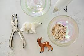 domestic fashionista diy snow globe inspired ornaments