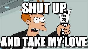 Create Fry Meme - shut up tsi fry meme on memegen