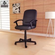 Ikea Office Swivel Chair Ikea Moses Swivel Chair 3d Model Hum3d
