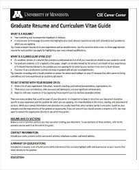 Example Of A One Page Resume by How To Format Your Resume Step 5 Format Your Résumé Résumé