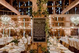 rustic wedding venues ny island wedding venues george weir barn