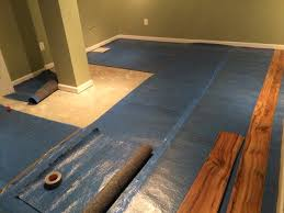 basement renovation laminate flooring diy danielle