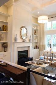 best 25 tall fireplace ideas on pinterest fireplace redo white parade of homes inspiring living rooms