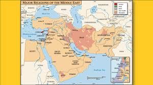 South West Asia Map Quiz by Judaism Christianity And Islam Sunni U0026 Shia Southwest Asia U0027s
