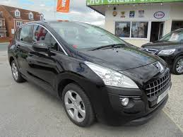 used peugeot 3008 cars for sale in doncaster south yorkshire