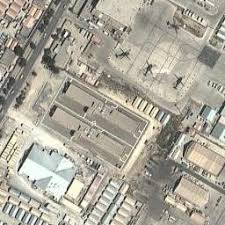 bagram air base map bagram air base in bagram afghanistan maps