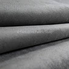 ammara soft crushed chenille upholstery fabric silver grey colour