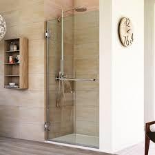 Glass Door Shower Glass Shower Door Frameless Stephanegalland