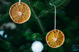 orange slice ornaments lune travels
