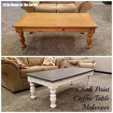 Traditional Coffee Tables by Furniture Chalk Paint Coffee Table Design Ideas How To Paint A