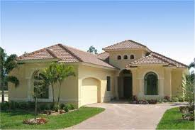 mediterranean home design house plan 133 1029 theplancollection