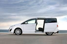 new mazda van mazda5 mpv gets new 115hp 1 6 liter turbo diesel in europe
