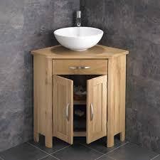 charming oak corner bathroom cabinet bedroom ideas
