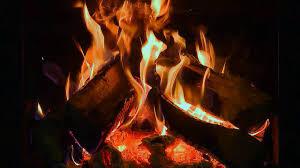 watch fire video fireplace xl extra long open hearth fires