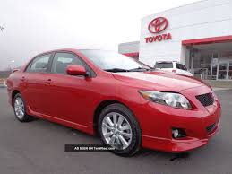 2010 toyota corolla 2 0 automatic related infomation