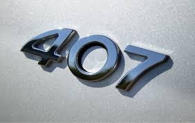peugeot logo peugeot 407 coupé 2006 2010 photos parkers