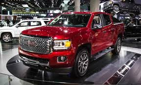 gmc finally releases the canyon denali you u0027ve been expecting